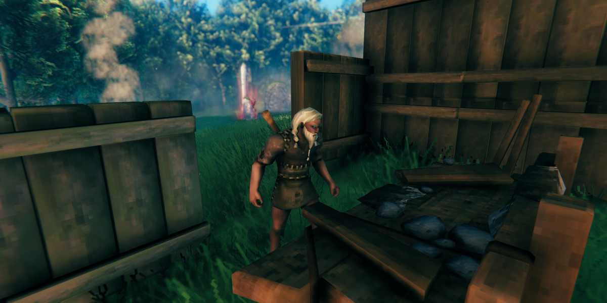How To Level Up Your Workbench In Valheim Polygon