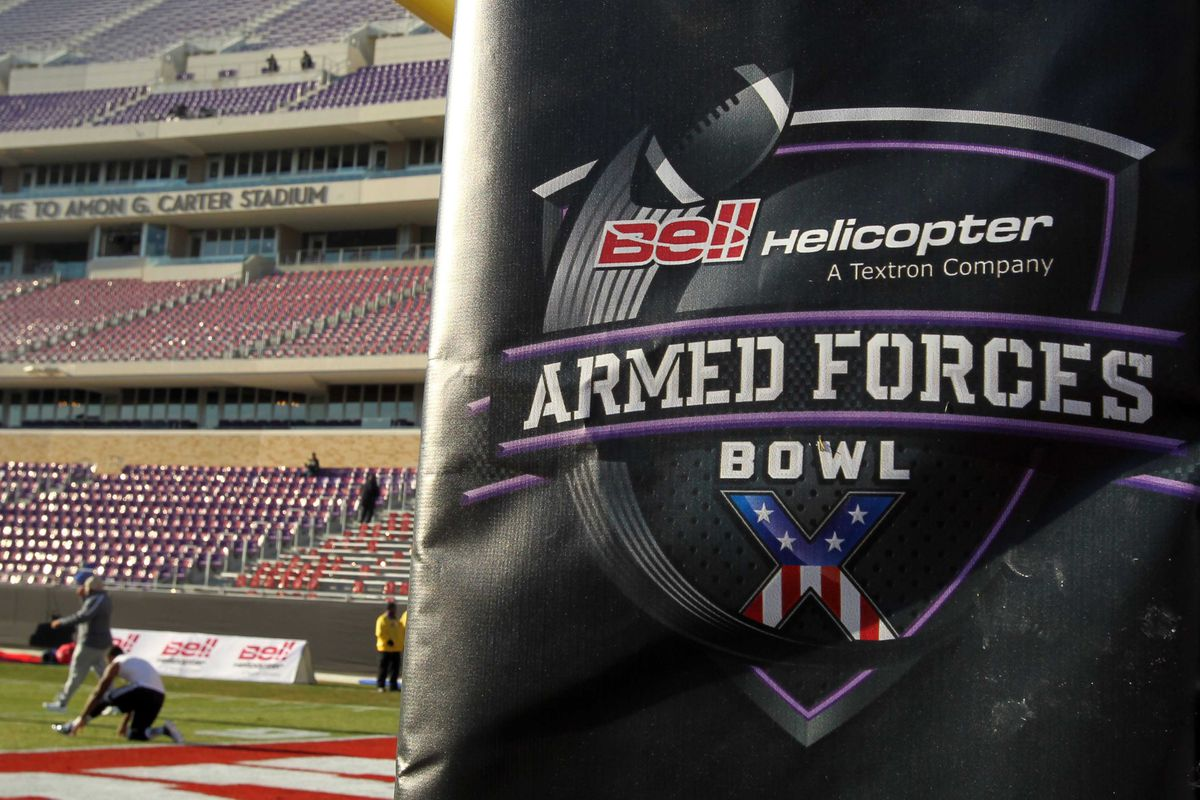 Big 12 announces an AAC opponent heading to Fort Worth during bowl season