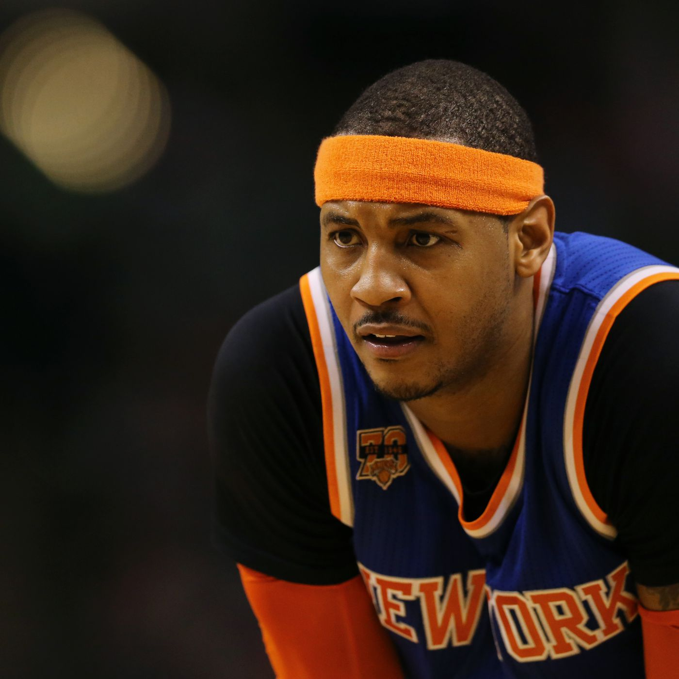 e1d3b38681f Carmelo Anthony trade rumors are being initiated by the Knicks