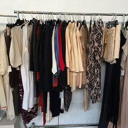 Rack of Ulla Johnson styles