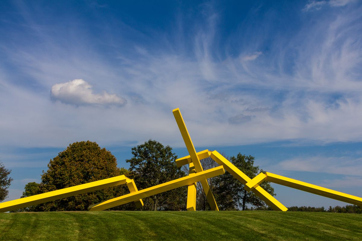 Best Sculpture Parks In The U S Curbed