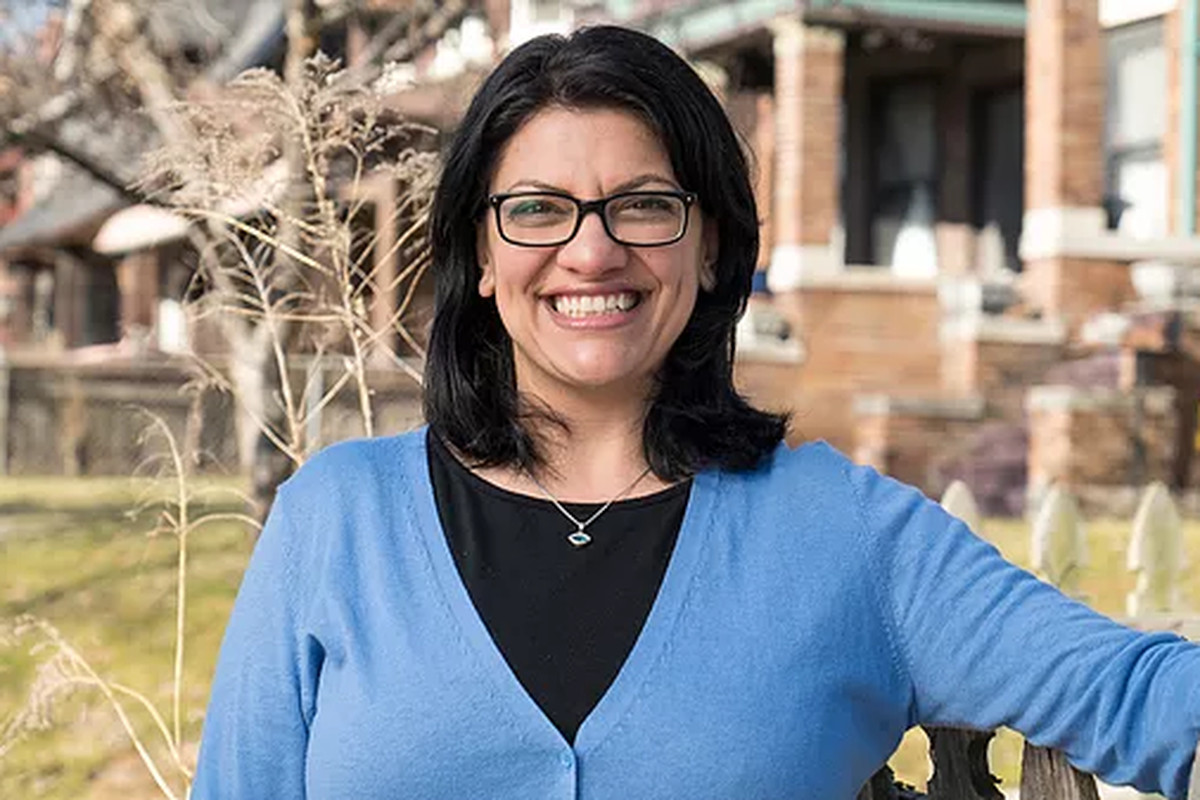 Midterms 2018: Rashida Tlaib is set to be the first Muslim American
