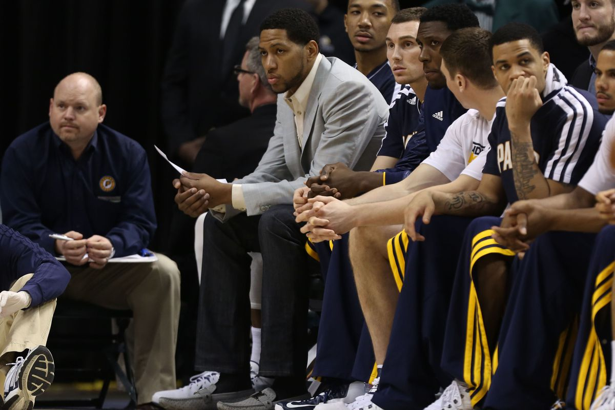The emergence of Paul George could push Danny Granger out the door. How high could Granger get the Pacers in the draft?