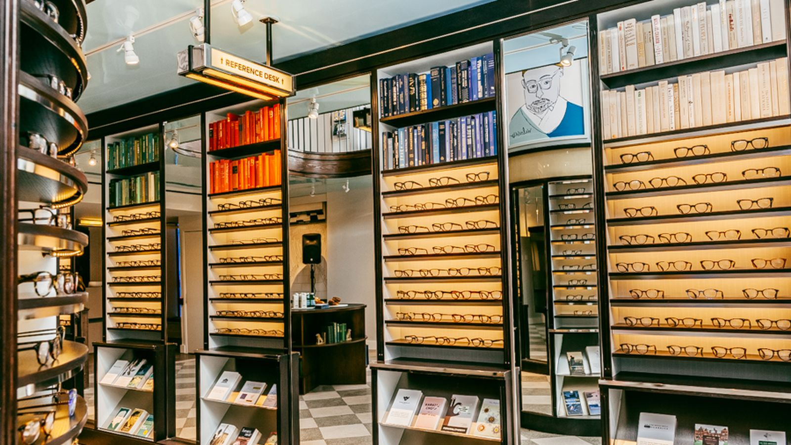 Warby parker 39 s first brooklyn store is on the way racked ny for Art and craft store in brooklyn ny