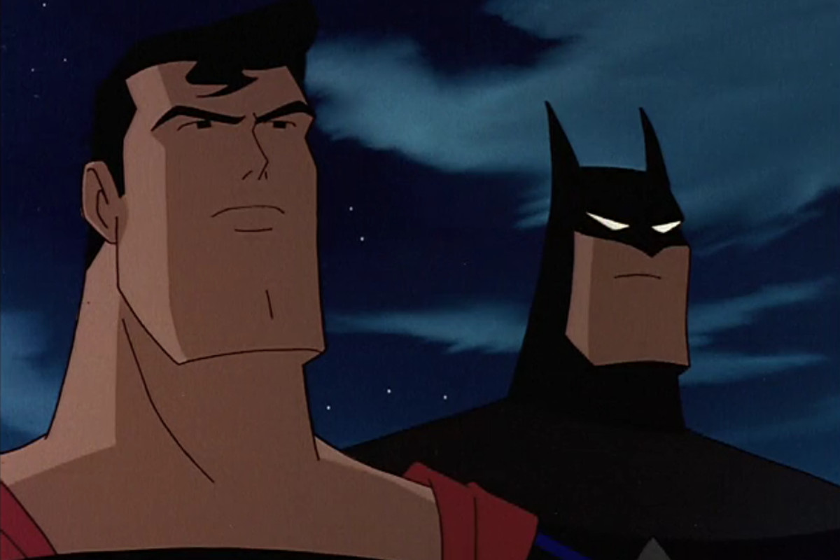 This Animated Batmansuperman Team Up Is Better Than Dawn Of