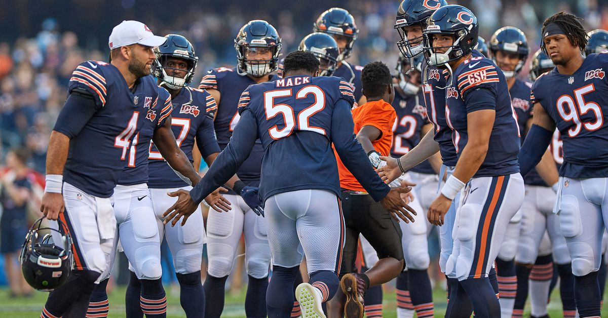 How confident are you in the 2019 Chicago Bears?