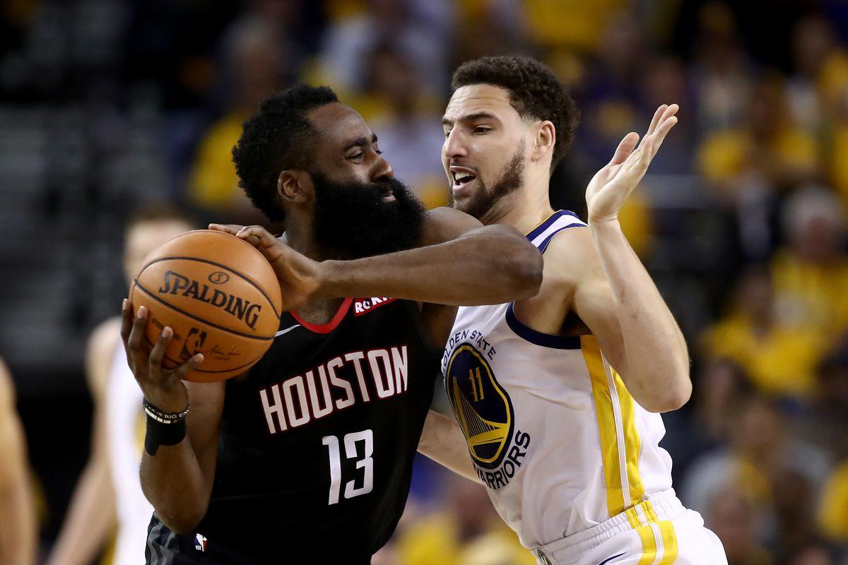 Warriors Vs Rockets 2019 Odds Houston Game 6 Favorite Vs Golden State Sbnation Com