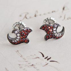 Beacon Earrings, $750