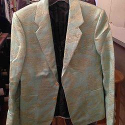 $100 Embroidered Blazer