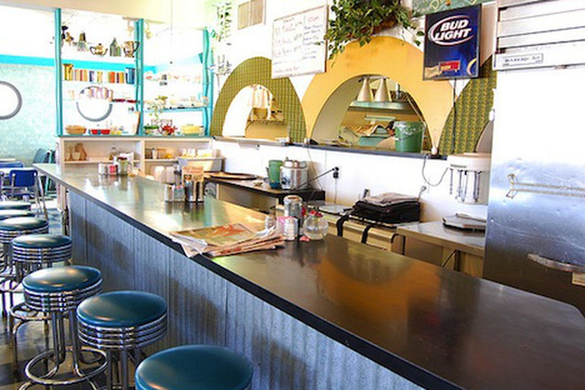 Austin Diner.