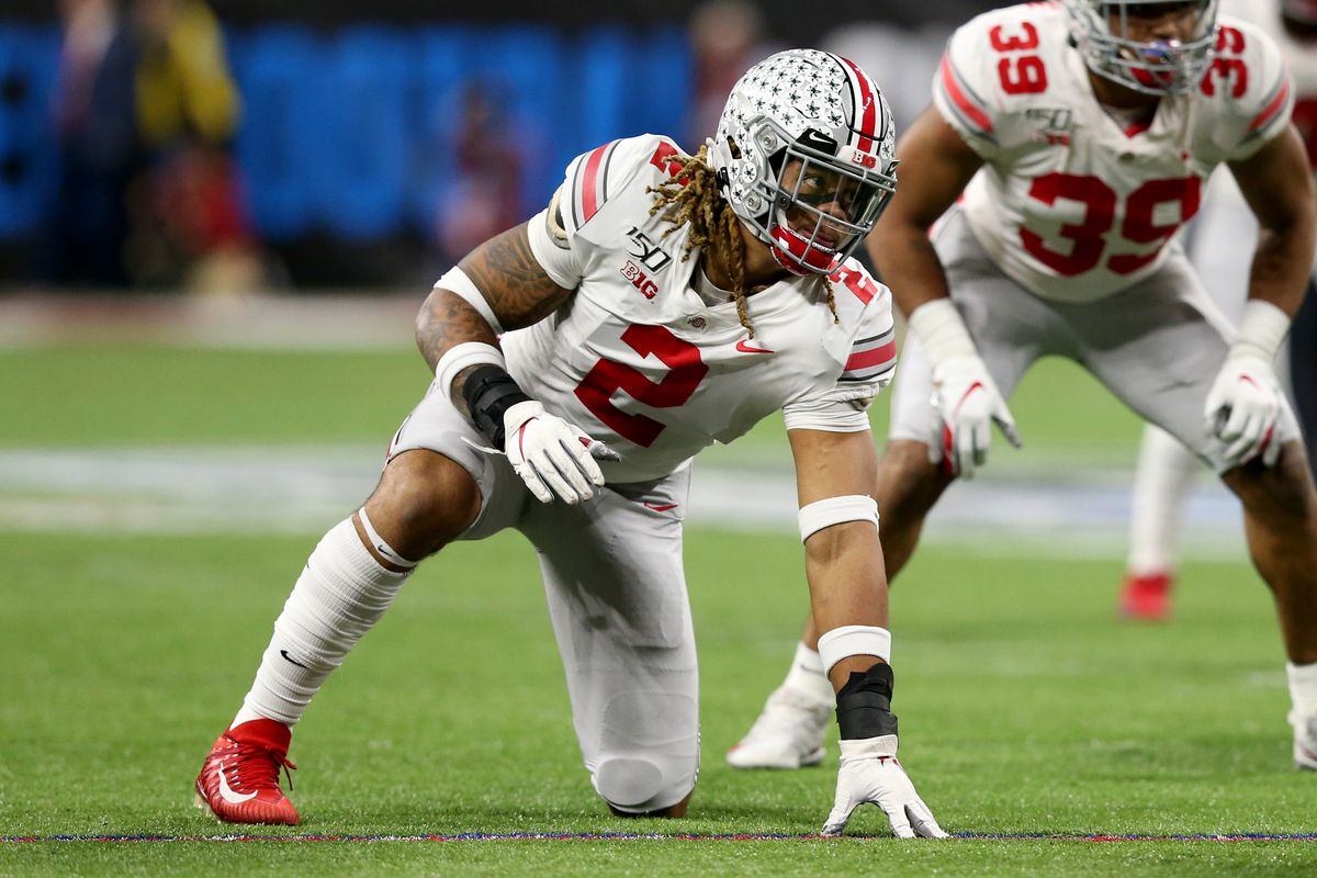 2020 Nfl Draft Top 5 Defensive Positional Rankings Big