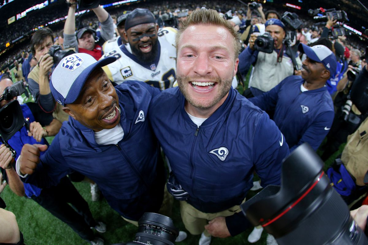 36bd0cf36 A Los Angeles Rams fan lawyer responds to the lawsuit from New Orleans  Saints fans