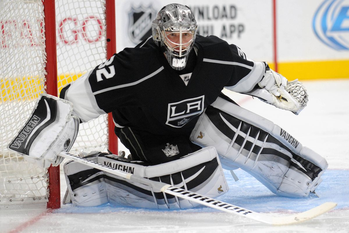 Is the next Jonathan Quick (Avon Old Farms alum) in the pipeline at the prep level this season?