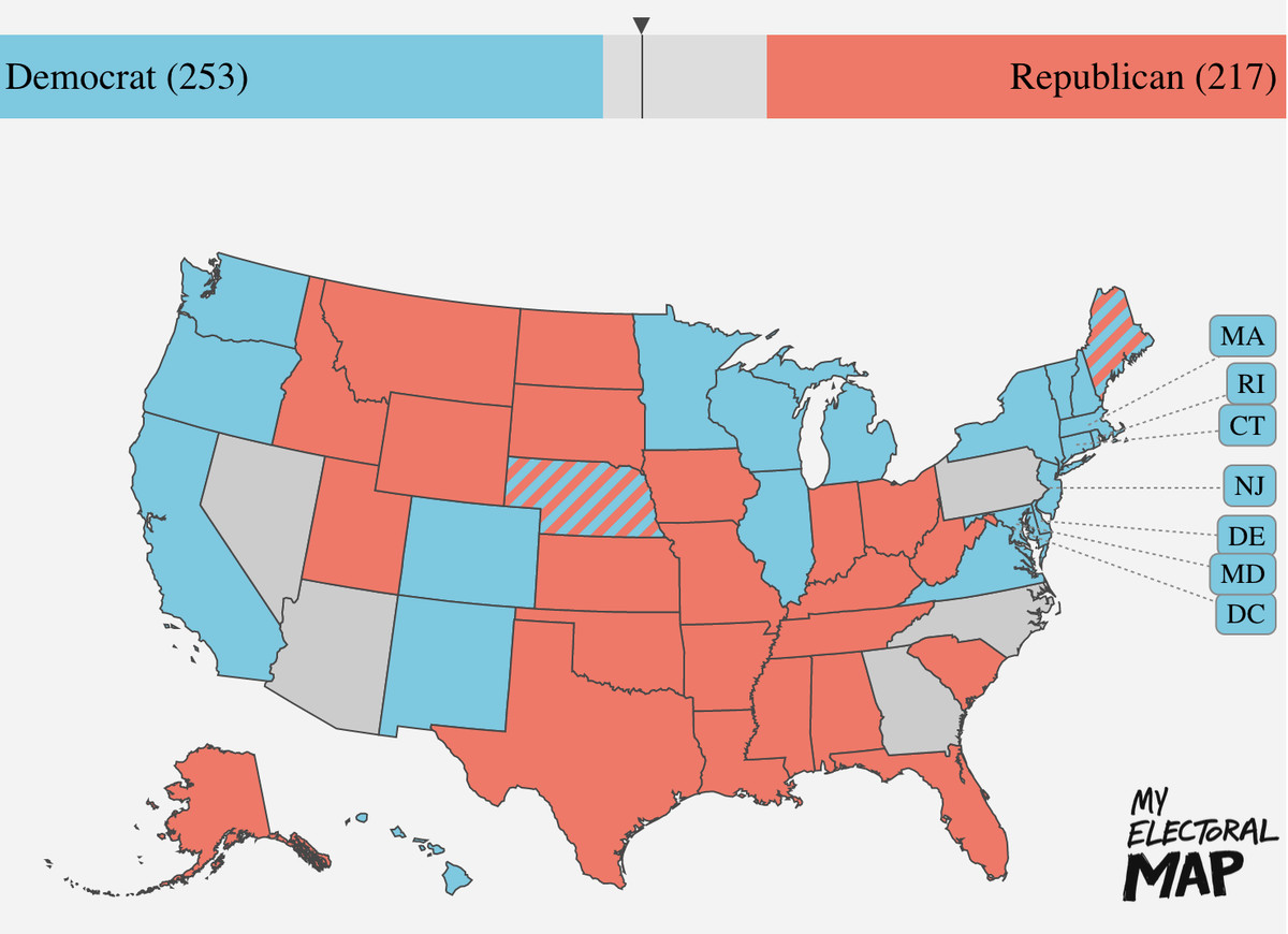 Presidential election results: What the Pennsylvania, Arizona, and Georgia count tells us