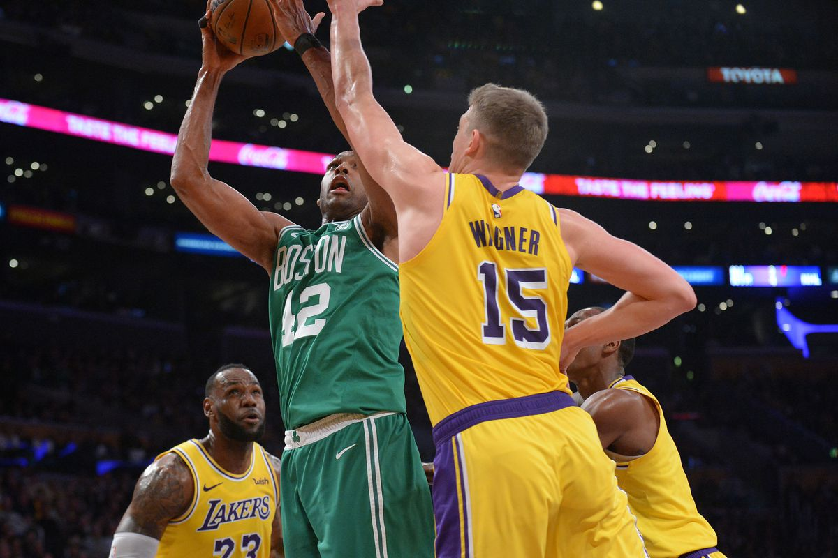 Image result for moe wagner lakers usa today