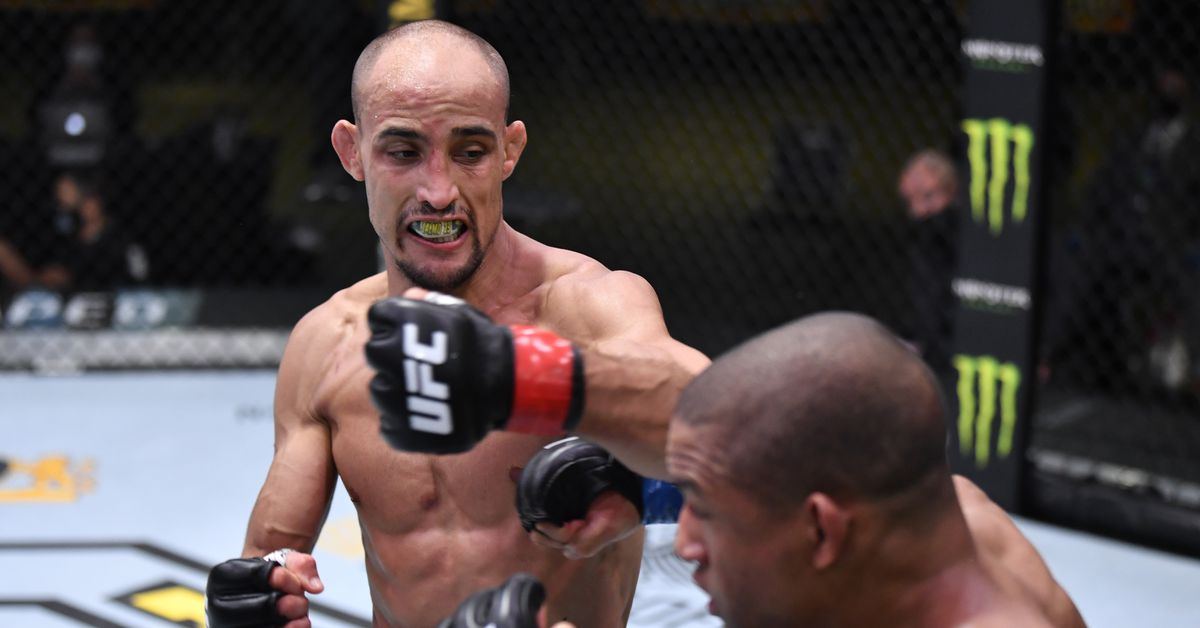 Former UFC fighter Geraldo de Freitas suspended 2 years by USADA following arbitration hearing