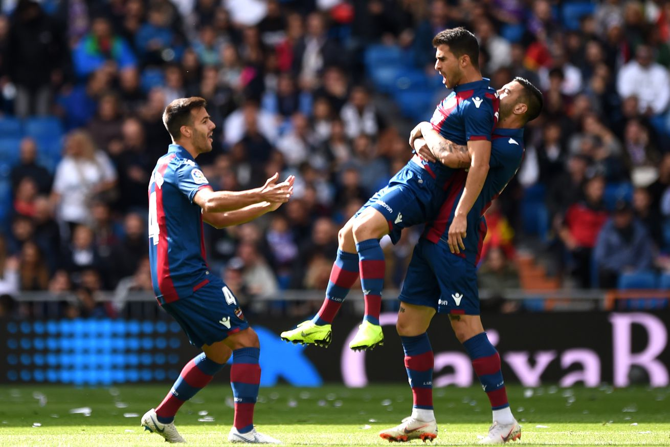 Levante: The underdogs who could put a spanner in Barca?s works