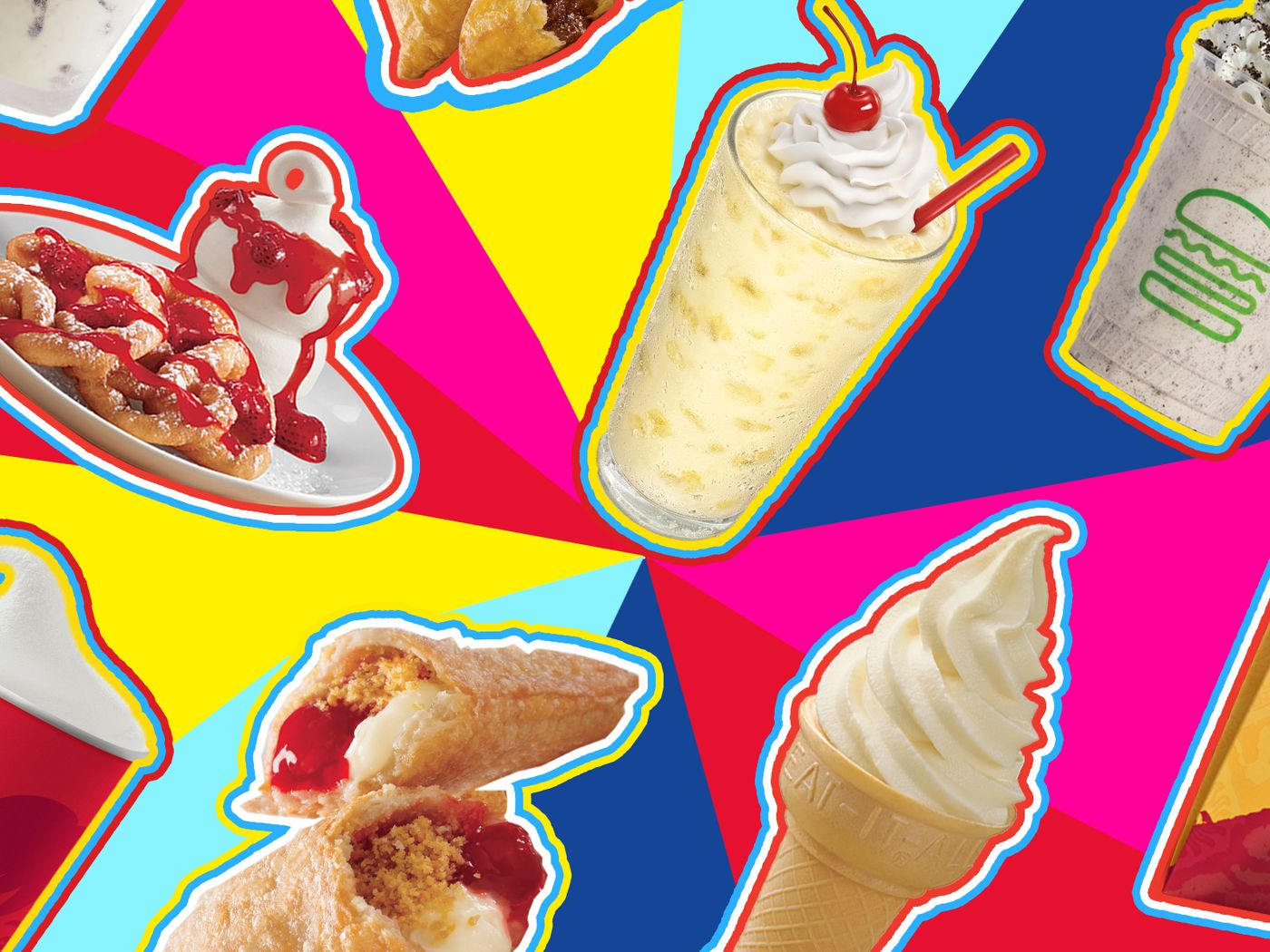 America's Fast-Food Desserts, Ranked - Eater