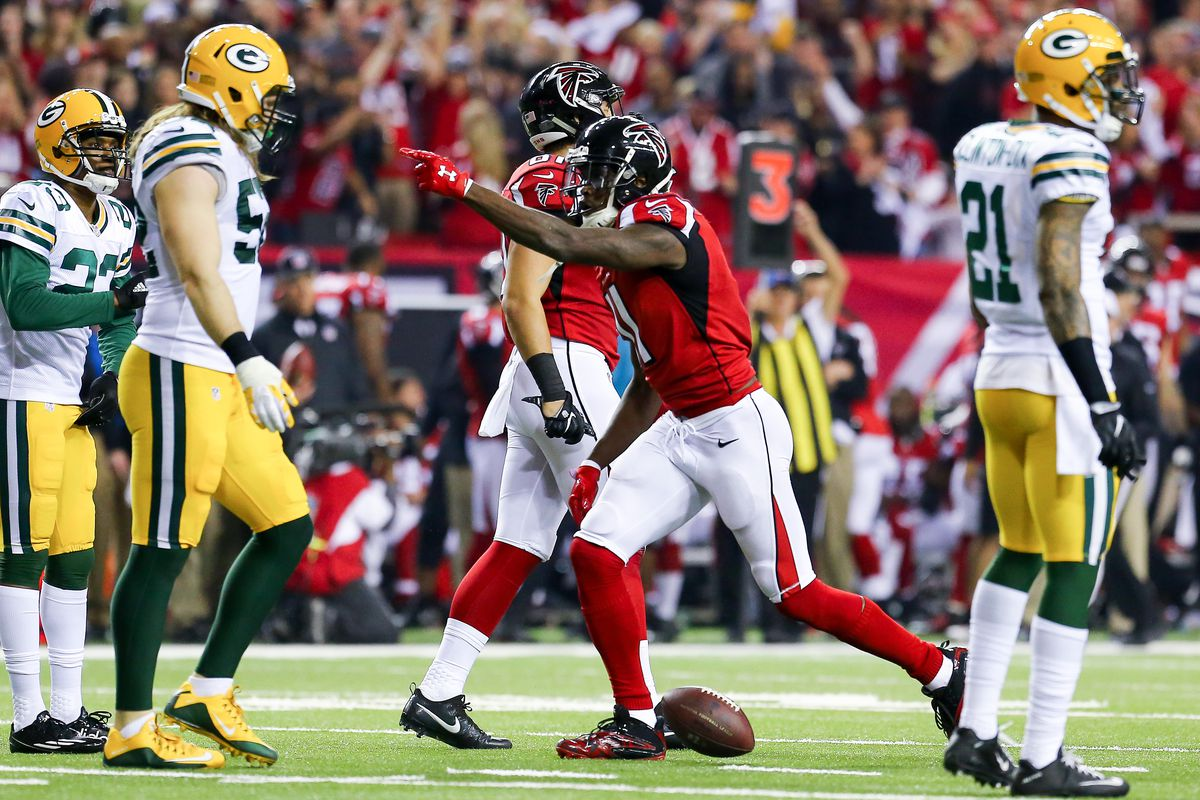 NFL: JAN 22 NFC Championship - Packers at Falcons