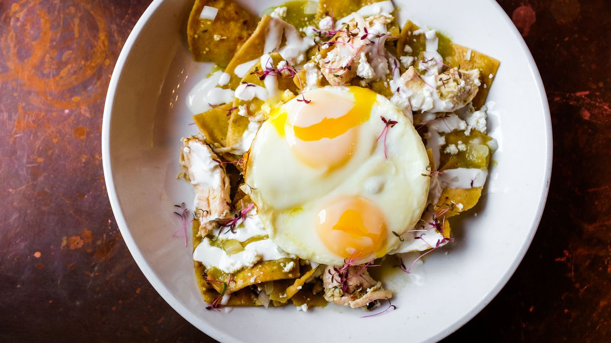 Photo Of Hugo S Chilaquiles By Bill Addison