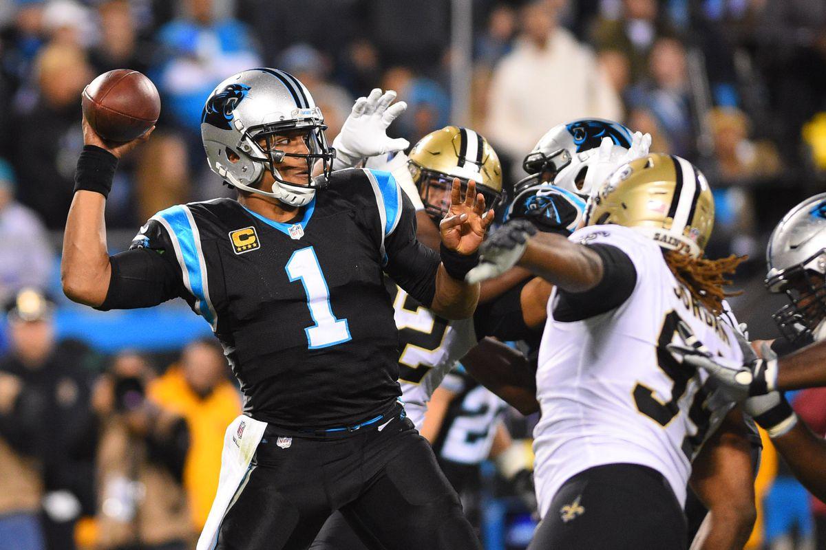 NFL: New Orleans Saints at Carolina Panthers