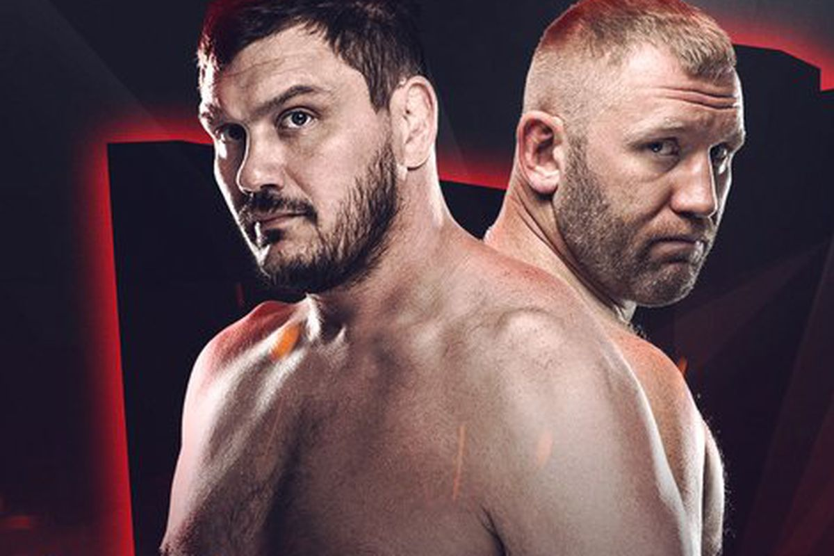 Bellator 215 Mitrione Vs Kharitonov Fight Card Preview Bloody Elbow