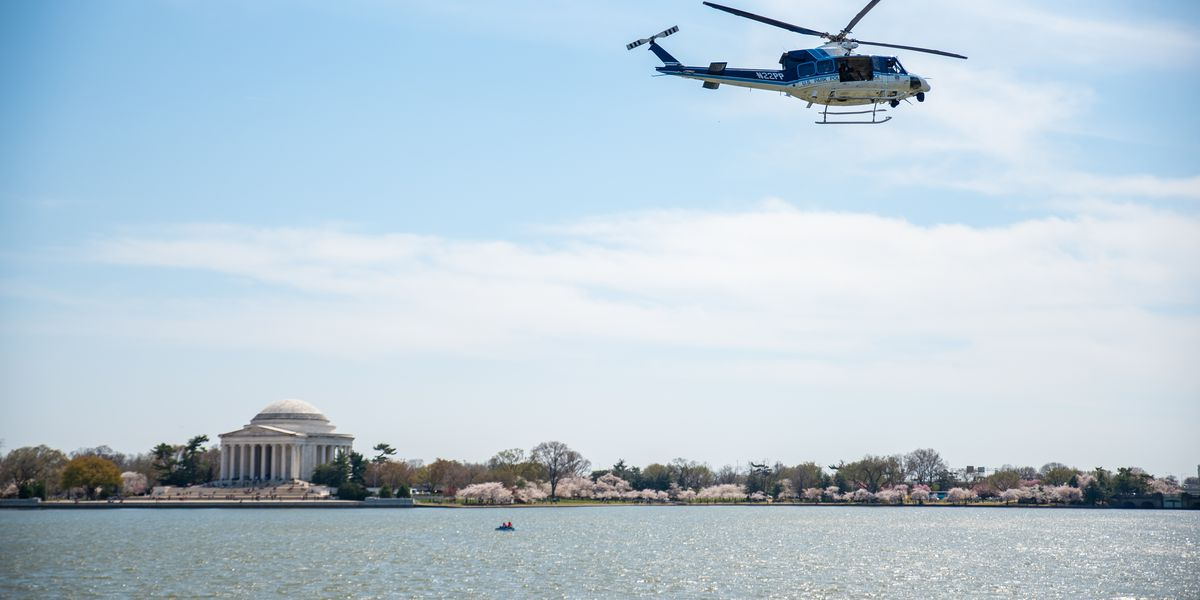 Federal government to study helicopter noise in D.C. area after request by members of Congress
