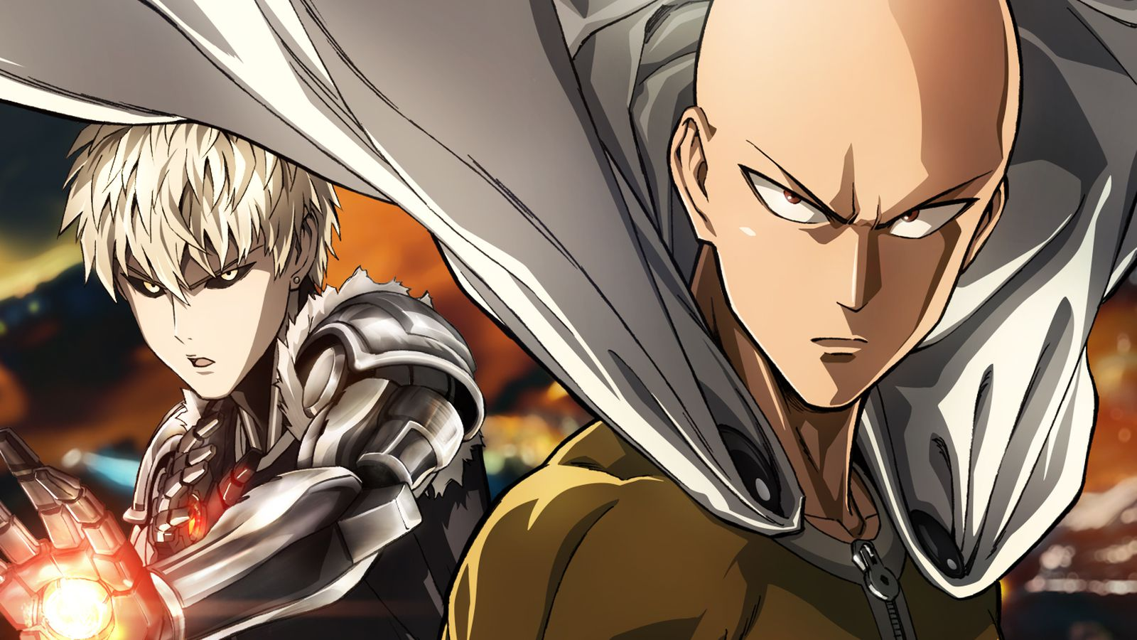 one punch man season 2 netflix