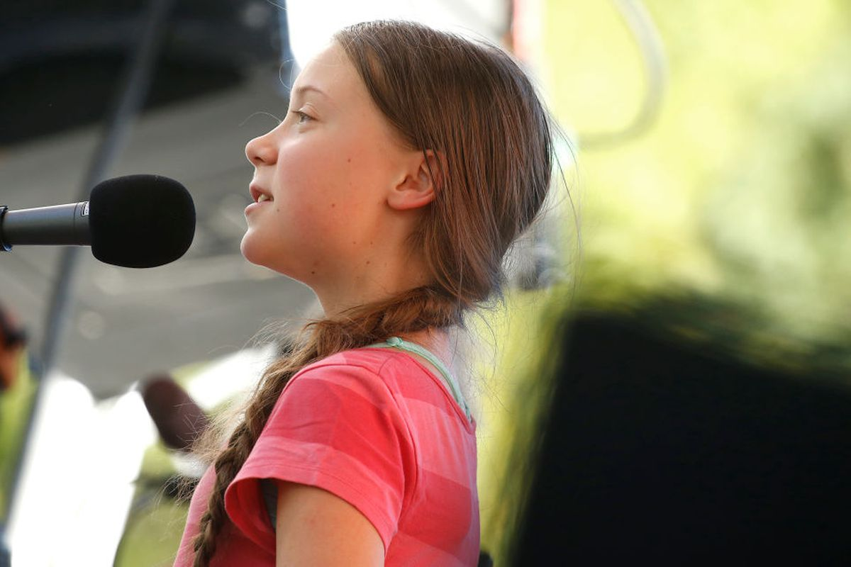 Autism informs and empowers Greta Thunberg's climate