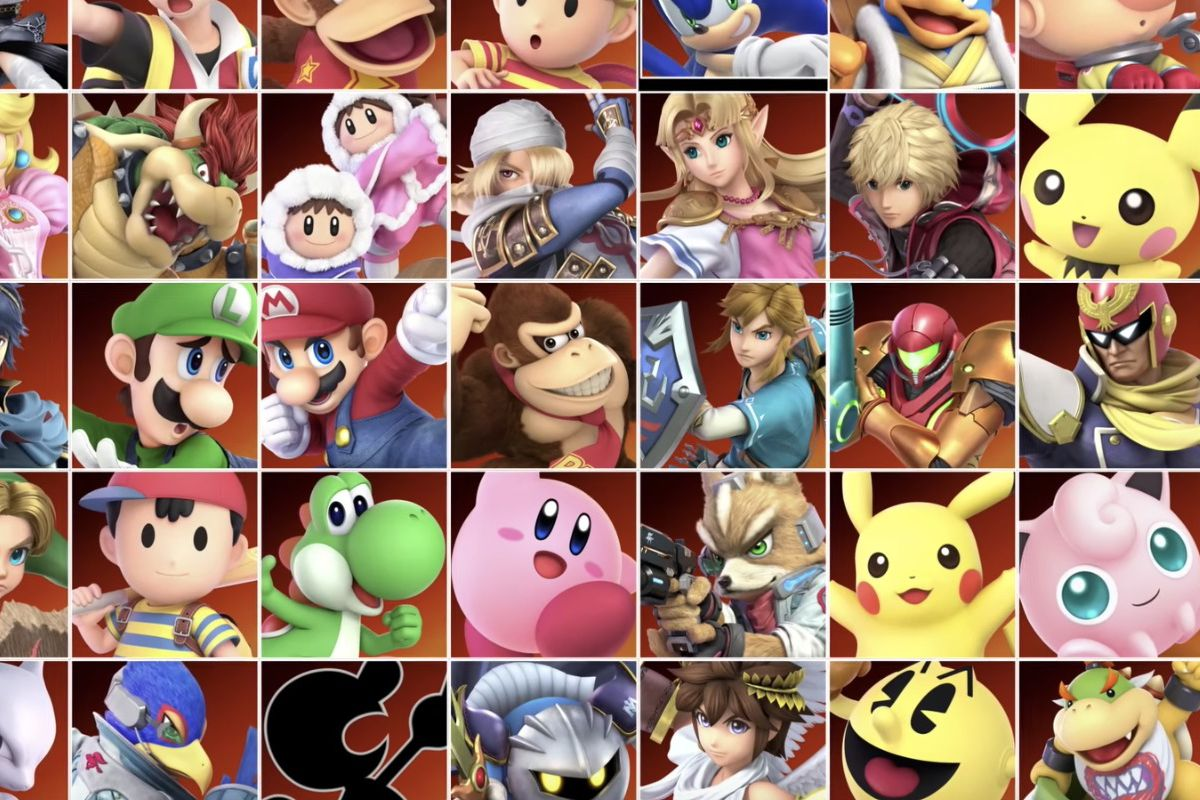 """The new game, called """"Super Smash Bros. Ultimate,"""" will include more than 60 fighters in a battle royale smash game."""
