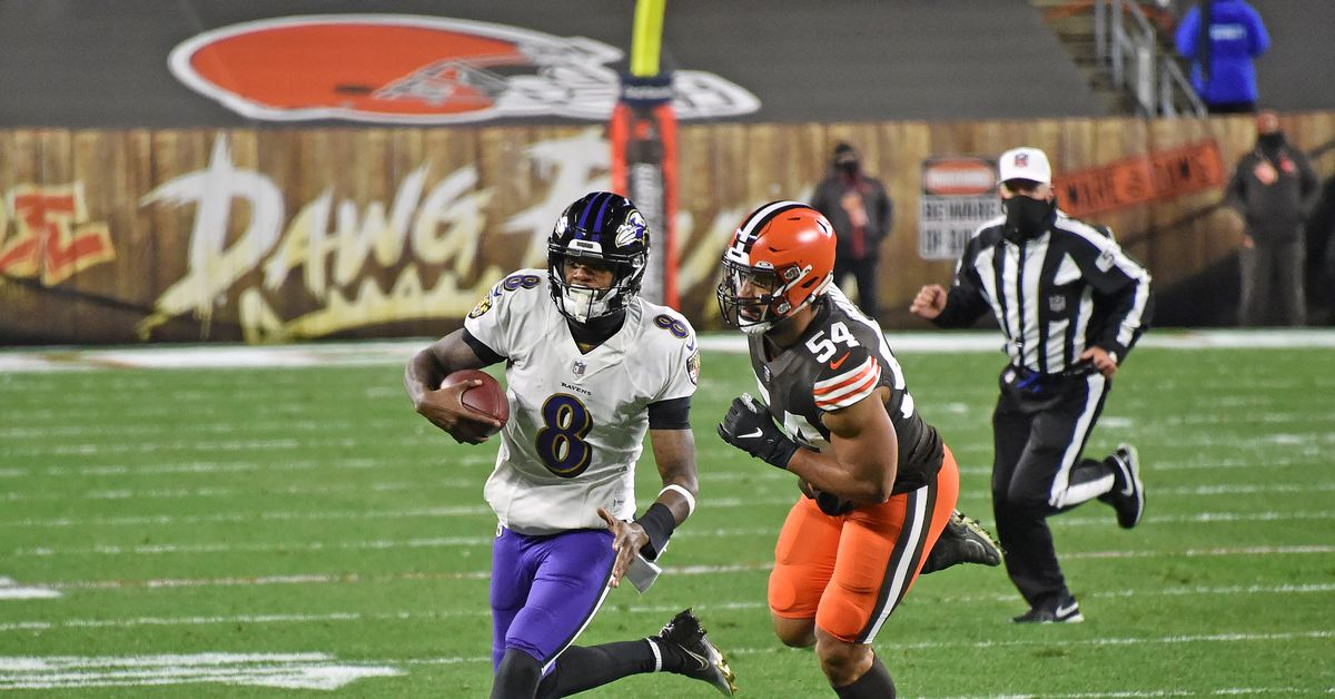 Pre-draft AFC North position rankings: Offense