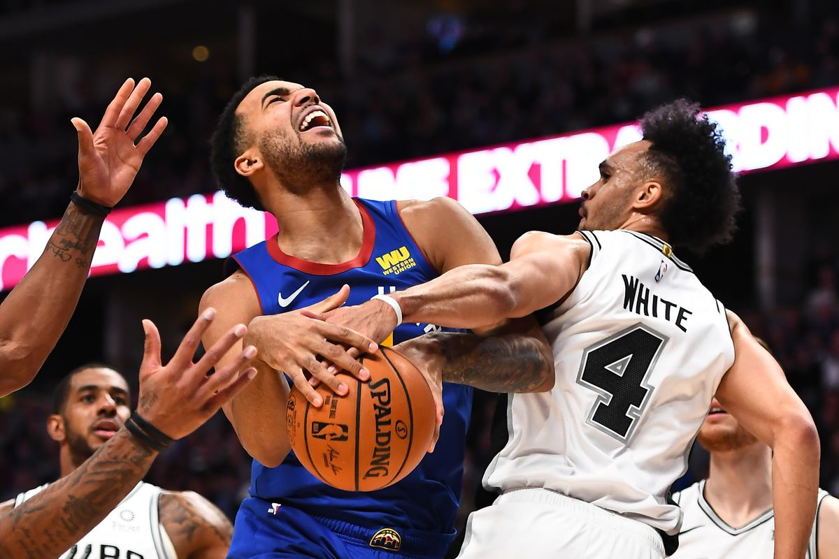 Denver Nuggets vs San Antonio Spurs (მიმოხილვა)