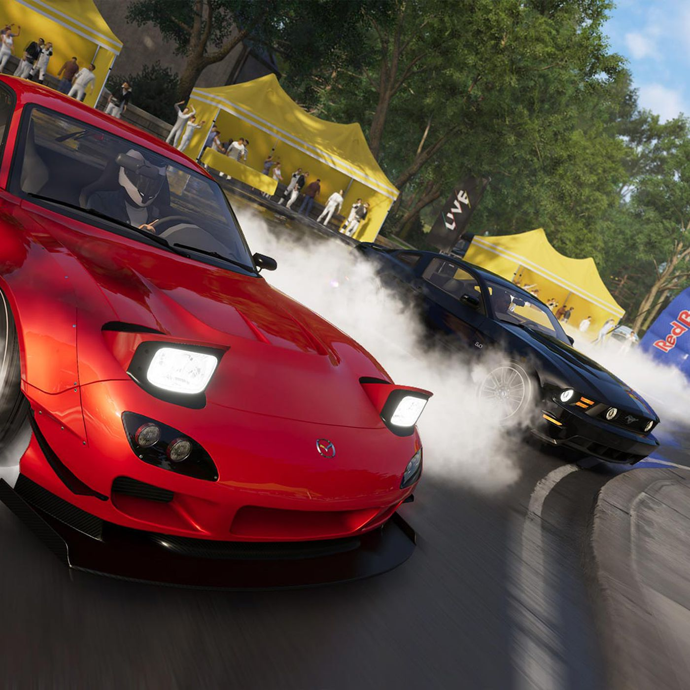 The Crew 2 is a ton of fun once you pretend it's IRL Mario Kart