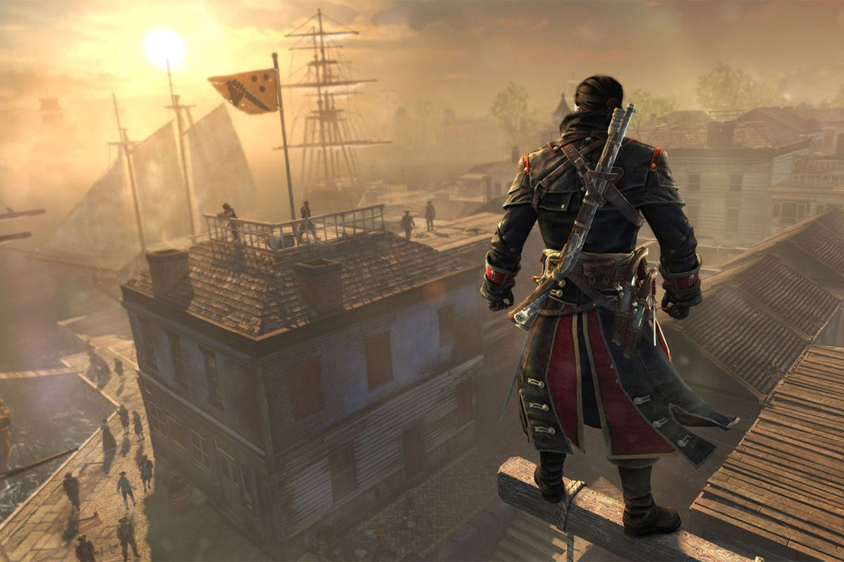 Assassin's Creed Unity isn't the only game in the Assassin's Creed series  released today...though it is the only one we currently have covered in a  review.