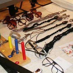 Alicia's Lawhon key chains