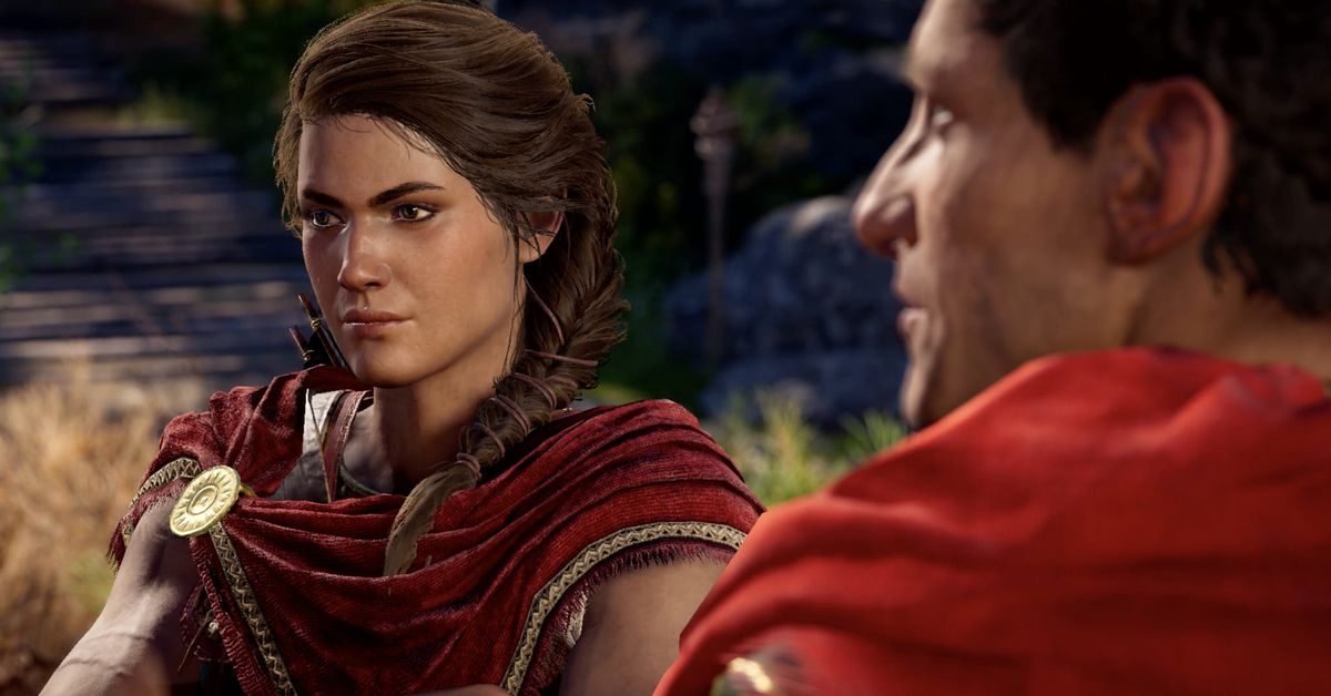 Assassin's Creed Odyssey review - The Verge