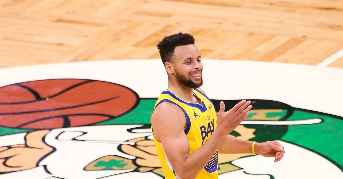 Warriors news: Steph Curry named Player of the Week - Golden State of Mind