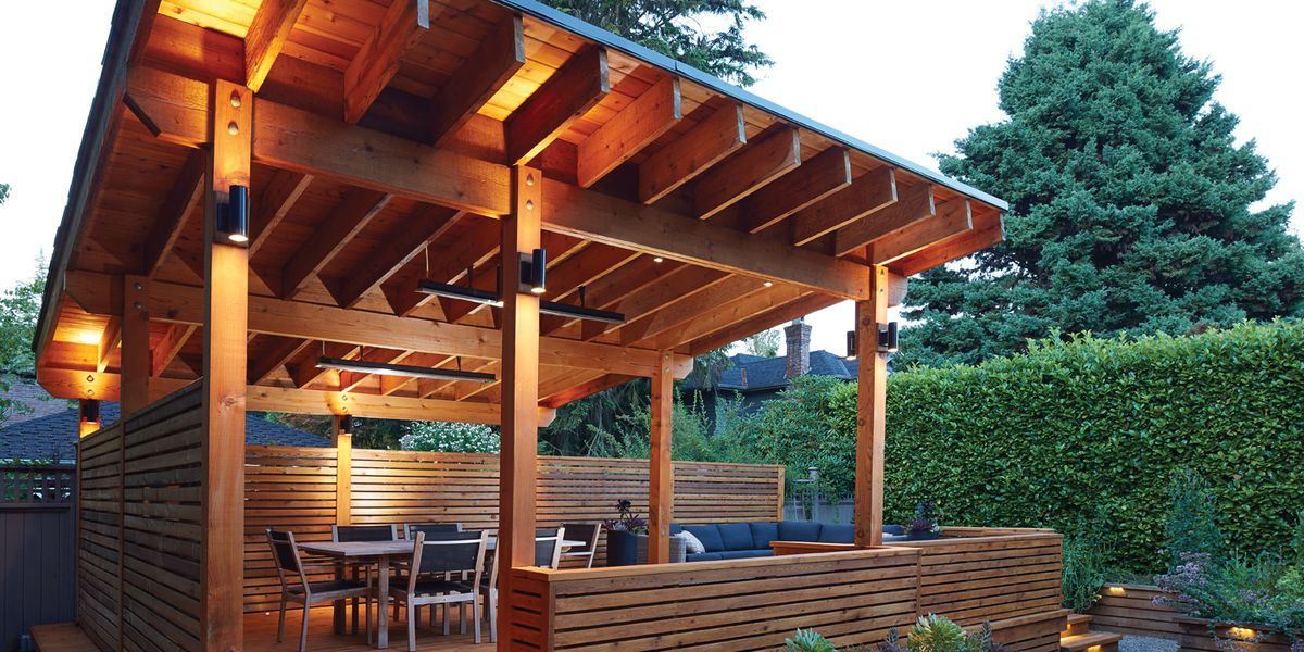 Image of: How To Design The Deck Of Your Dreams This Old House