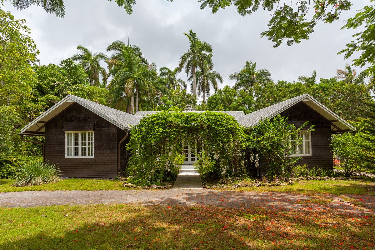 Historical Miami home in Redland lists for $1 5M - Curbed Miami