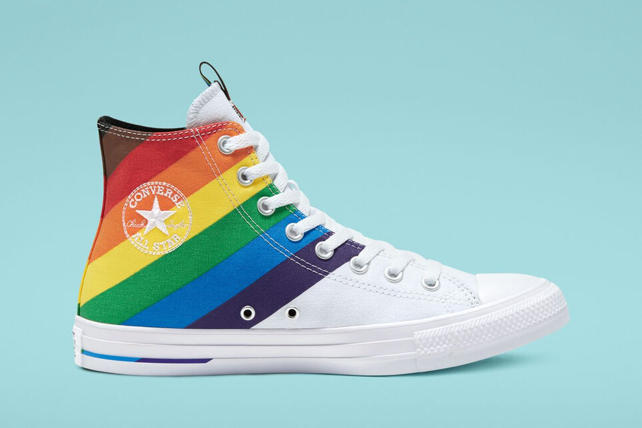 Check out the rainbow of Pride gear for 2020