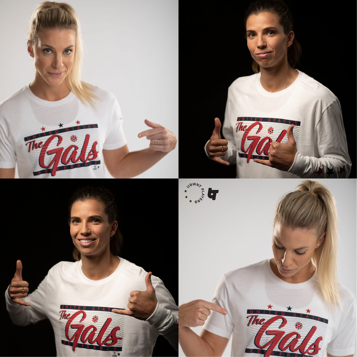 Show your Megan Rapinoe, USWNT love with these new shirts