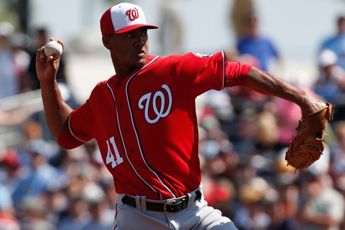 Joe Ross could prove to be even better than promised with a new pitch added to his arsenal.