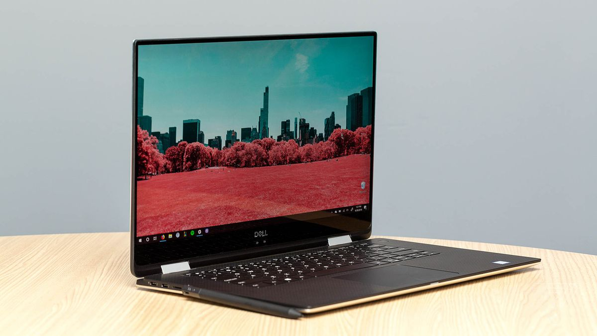 Dell XPS 15 2 in 1 review jack of all trades The Verge
