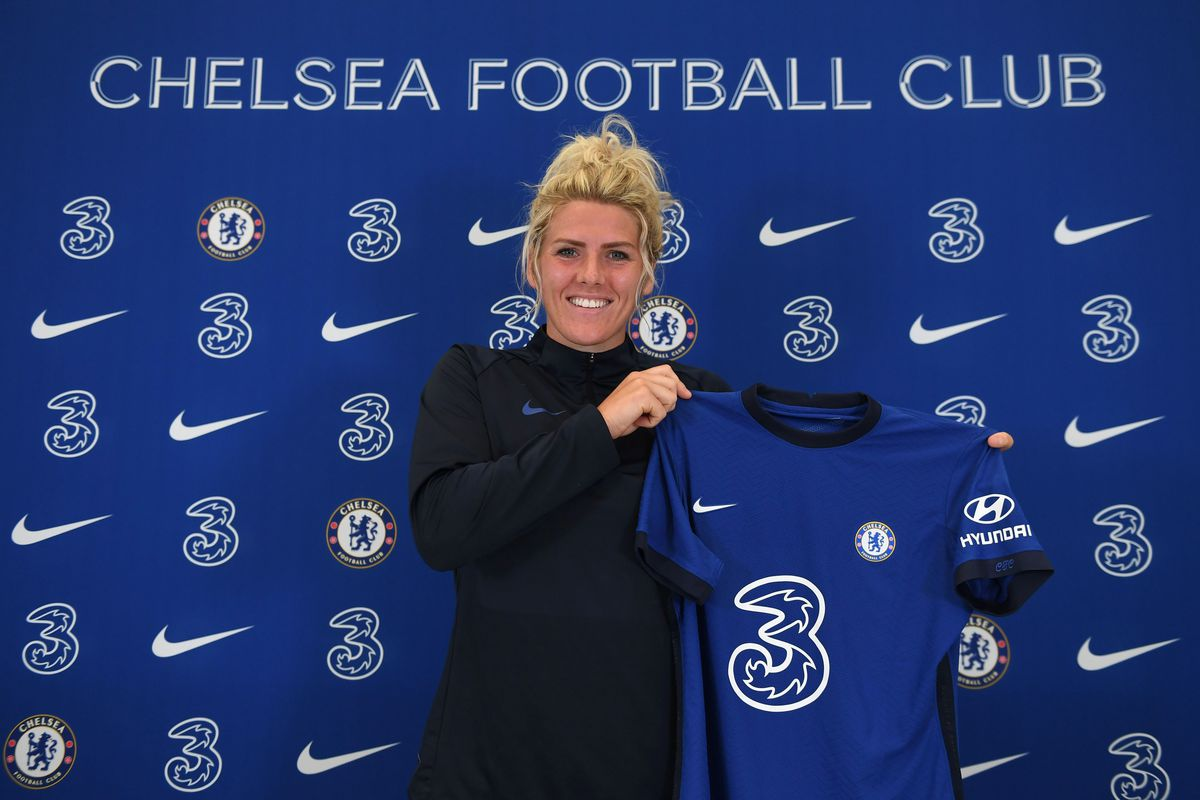 Millie Bright Signs New Contract With Chelsea Women