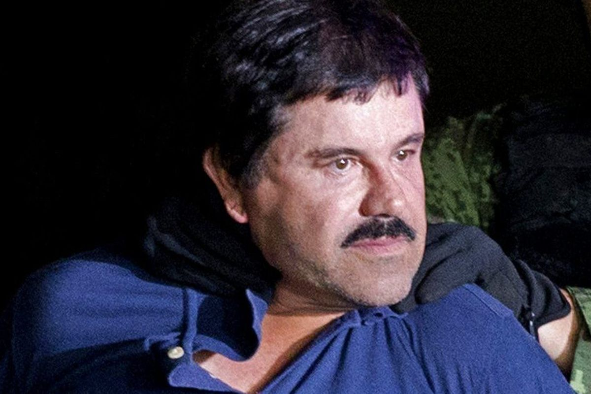 Reputed El Chapo lieutenant doesn't want kingpin's name uttered at his  trial - Chicago Sun-Times