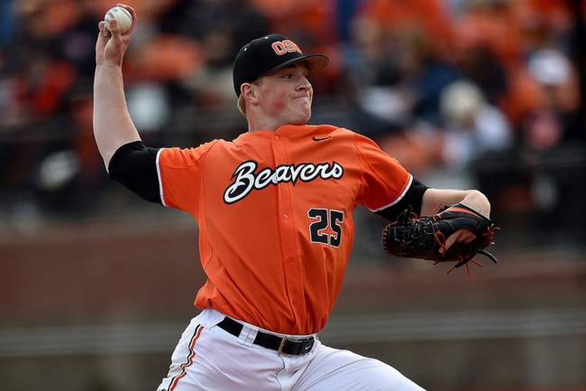Oregon St. has had some pretty good pitching performances against UCLA, and the Beavers' Drew Rasmussen will try to add another tonight.