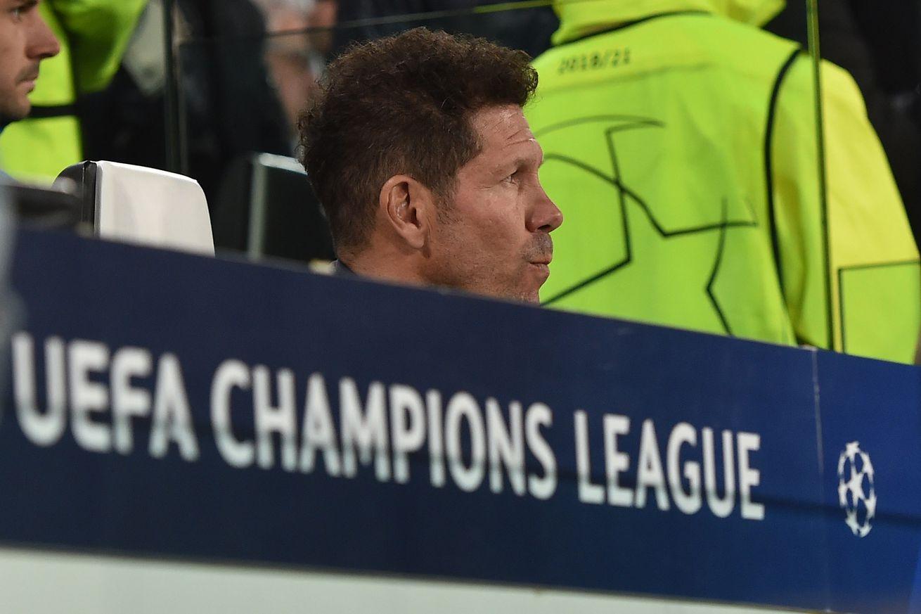 Juventus 3-0 Atlético Madrid (3-2 agg.): Swear Words