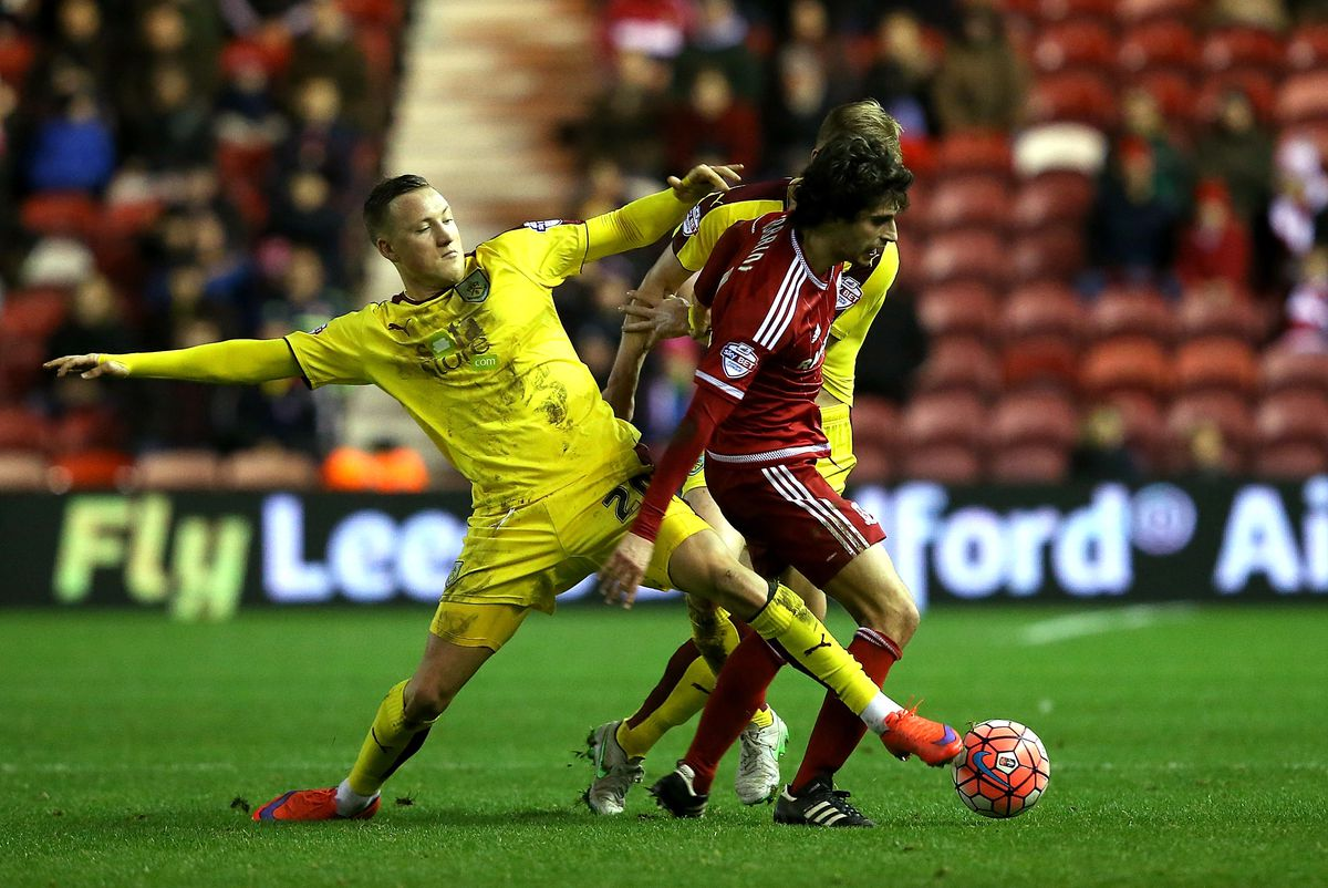 Middlesbrough v Burnley - The Emirates FA Cup Third Round