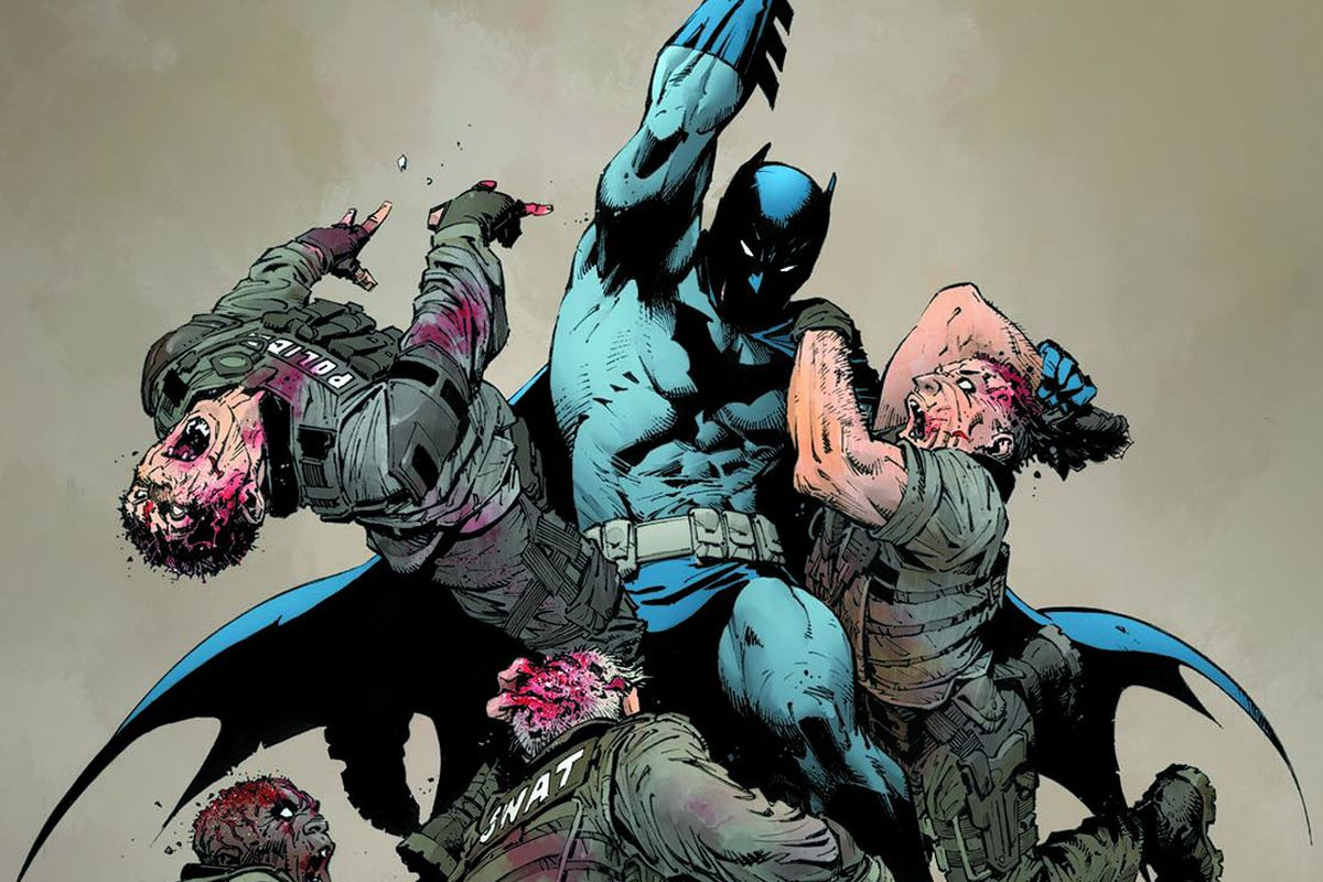 Cover for an issue of DCeased, DC Comics (2019).