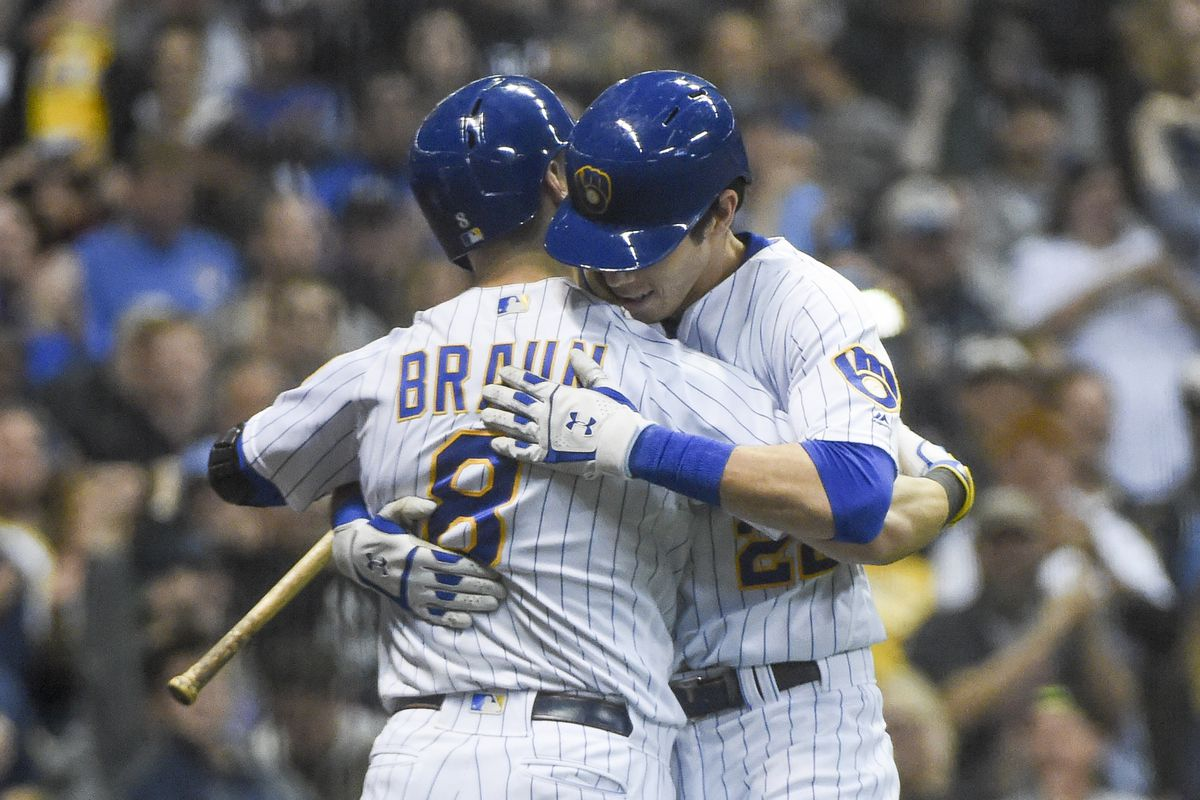 MLB: Detroit Tigers at Milwaukee Brewers
